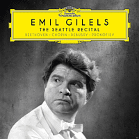 Emil Gilels - The Seattle Recital [CD]
