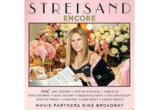 Barbra Streisand - Encore: Movie Partners Sing Broadway - (CD)