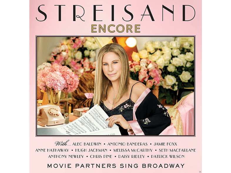 Barbra Streisand - Encore: Movie Partners Sing Broadway [CD]