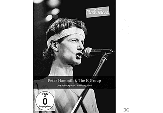 The K Group, Peter Hammill - Live At Rockpalasst - (DVD)