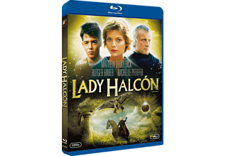 Lady Halcon - Blu-ray