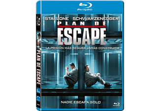 Plan De Escape - Blu-ray