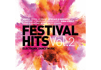 VARIOUS - Festival Hits Vol.2 - (CD)