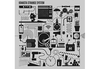 Krakota - Strange System - (CD)