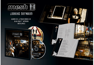 Mesh - Looking Skyward (2CD im Buch F - (CD)