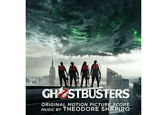 Theodore Shapiro - Ghostbusters - Original Motion Picture Score [CD]