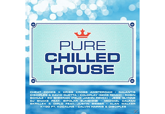 VARIOUS - Pure Chilled House - (CD)