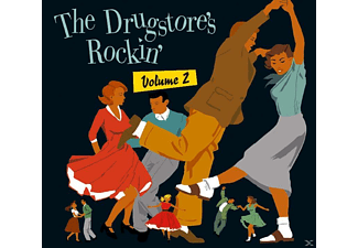 VARIOUS - The Drugstore S Rockin Vol 2 - (CD)