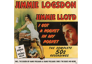 Jimmie Logsdon - I Got A Rocket In My Pocket - (CD)