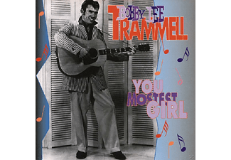 Bobby Lee Trammell - You Mostest Girl - (CD)