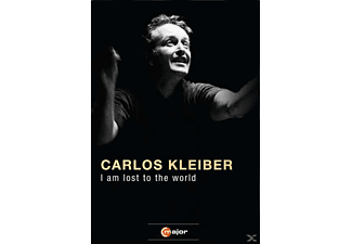 Carlos Kleiber - I AM LOST TO THE WORLD - (DVD)