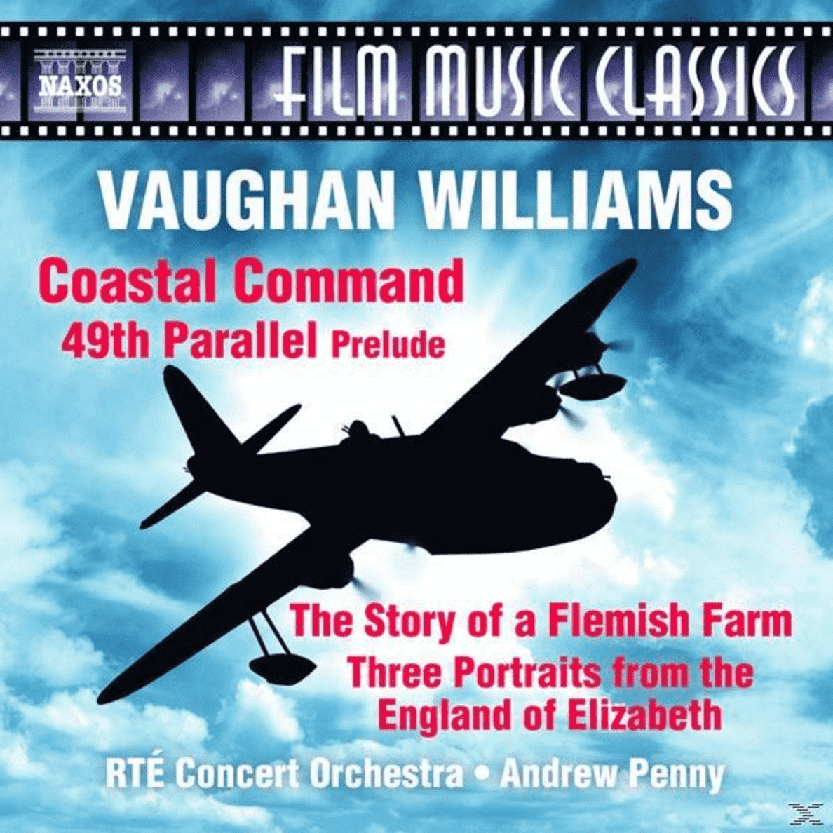 Coastal Command/49th Parallel/+ Andrew Rte Concert Orchestra & Penny auf CD