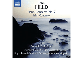 Firth/Northern Sinfonia/Royal Scottish National O. - KLavierkonzert 7/Irish Concerto/Klaviersonate - (CD)