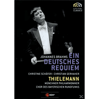 VARIOUS - Ein Deutsches Requiem [DVD]