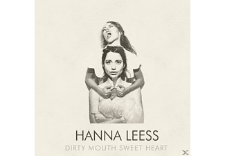Hanna Leess - Dirty Mouth Sweet Heart (LP+CD) - (LP + Bonus-CD)