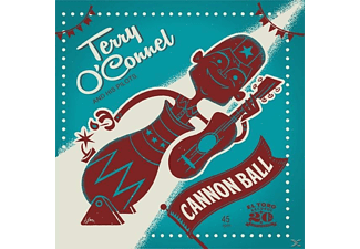 Terry O'connel & His Pilots - Cannon Ball - (Vinyl)