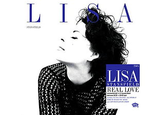 Lisa Stansfield - Real Love - Deluxe Edition (CD + DVD)