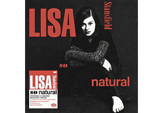 Lisa Stansfield - So Natural - Deluxe Edition (CD + DVD)