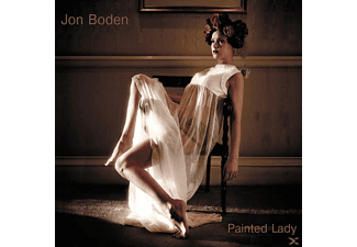 Jon Boden - Painted Lady - (CD)