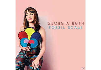 Georgia Ruth - Fossil Scale - (CD)
