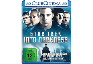 Star Trek Into Darkness - (Blu-ray)
