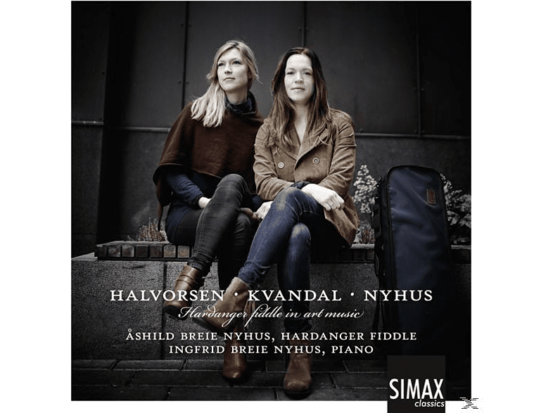 Ashild Nyhus Breie, Ingfrid Nyhus Breie - Hardanger Fiddle In Art Music [CD]