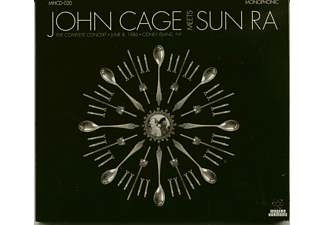 John Cage, Sun Ra - The Complete Concert - (CD)