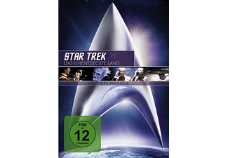 Star Trek 6 - Das unentdeckte Land (Remastered) - (DVD)