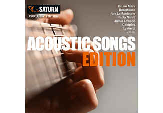 VARIOUS - Acoustic Songs (Saturn Exklusiv Edition) - (CD)