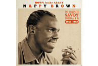 Nappy Brown - Down In The Alley [CD]