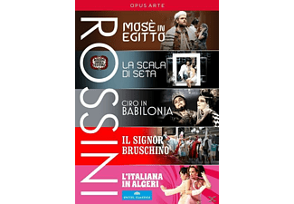 VARIOUS - Rossini Festival Collection - (DVD)