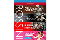 Diverse Opernsänger - Rossini Festival Collection [Blu-ray]