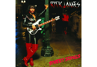 Rick James - STREET SONGS - (Vinyl)