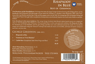 Alexis Weissenberg, Seiji Ozawa, Berliner Philharmoniker - Rhapsody In Blue-Best Of Gershwin [CD]