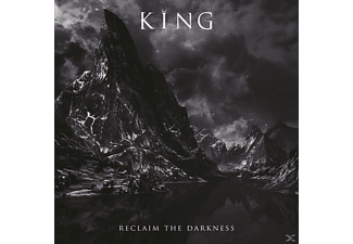 King - Reclaim The Darkness (Black Vinyl) - (Vinyl)