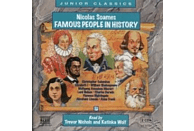 FAMOUS PEOPLE IN HISTORY - (CD)