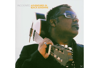 Incognito - Adventures In Black Sunshine [CD]