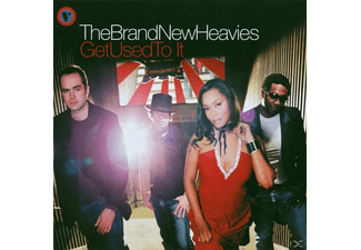 The Brand New Heavies - Get Used To It - (CD)