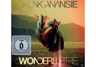 Skunk Anansie - Wonderlustre - (CD + DVD Video)