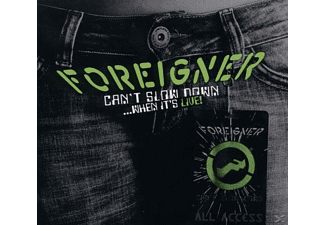 Foreigner - ...When It's Live - (CD)