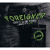 Foreigner - ...When It's Live [CD]
