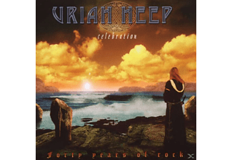 Uriah Heep - Celebration [CD]