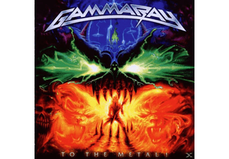 Gamma Ray - To The Metal - (CD)