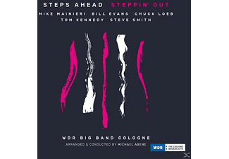 Steps Ahead & Wdr Big Band Cologne - Steppin'Out - (Vinyl)
