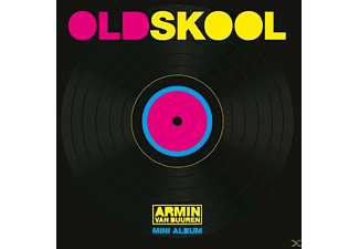Armin Van Buuren - Old Skool - (CD)
