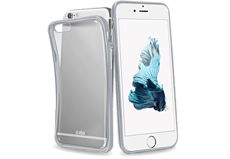 SBS MOBILE SBS MOBILE Gold Collection Extraslim Cover iPhone 6/6S Silver