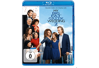 My Big Fat Greek Wedding 2 - (Blu-ray)