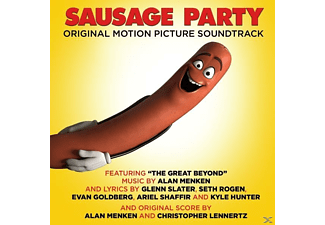 O.S.T. - Sausage Party/OST - (CD)