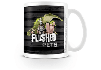 The Secret Life of Pets Tasse Flushed Pets