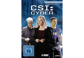 CSI: Cyber - Staffel 2 - (Blu-ray)